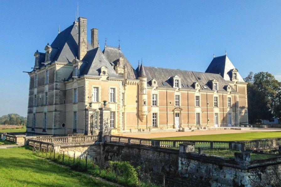 Villa in France, Vernantes
