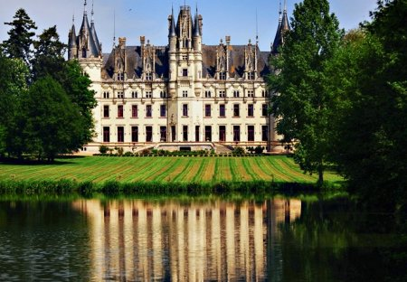 Chateau in Challain-la-Potherie, France