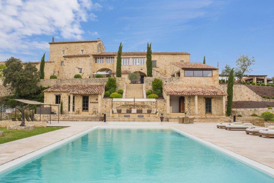 Villa in France, Saint-Privat-des-Vieux