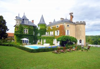 Chateau in France, Ingrandes