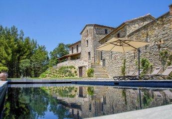 6 bedroom Villa for rent in Citta Di Castello