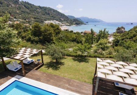 Villa in Pelekas, Corfu