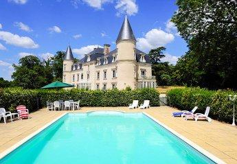Chateau in France, Beaupréau-en-Mauges Ouest