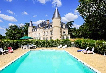 Chateau in Beaupréau-en-Mauges Ouest, France