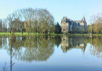 Chateau in France, Erdre-en-Anjou