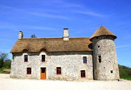 Villa in Doville, France