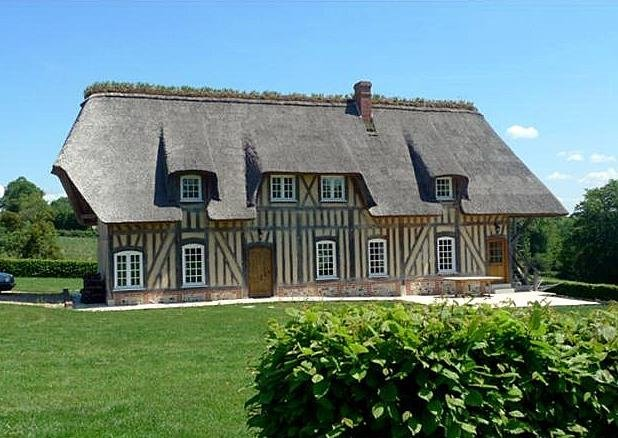Villa in France, Saint-Maclou