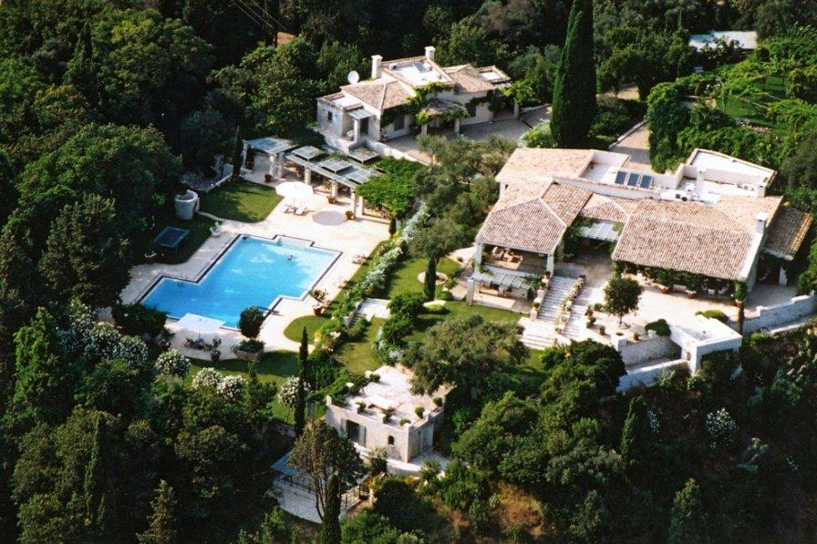 Villa in Greece, Corfu Town