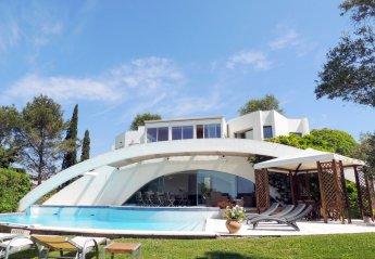 5 bedroom Villa for rent in Antibes