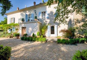 Villa in France, Sauve
