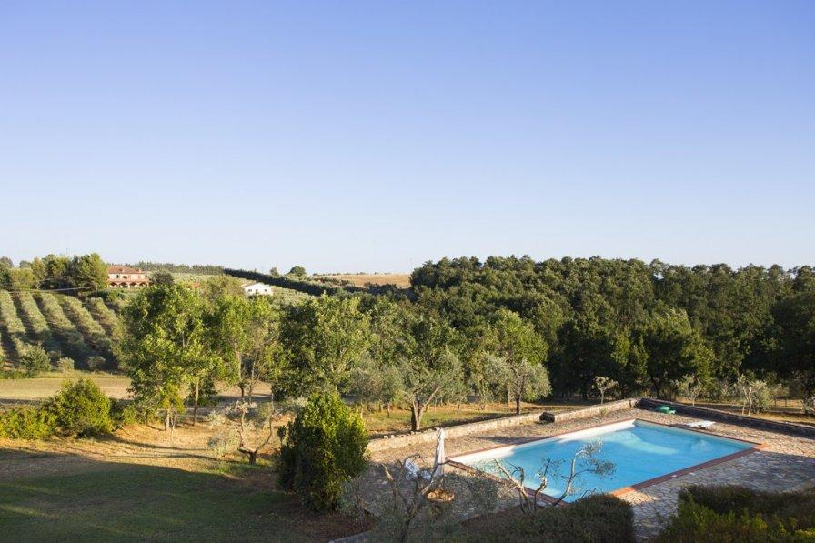Villa in Italy, Montegabbione