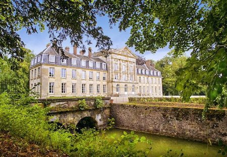 Chateau in Courtomer, France