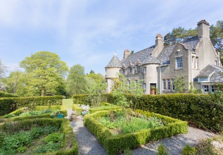 Chateau in Helensburgh West, Scotland