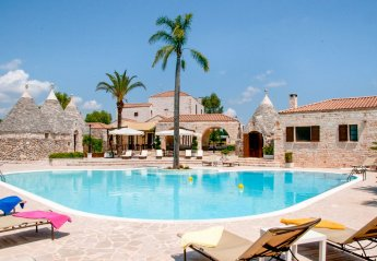 6 bedroom Villa for rent in Ceglie Messapica