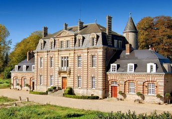 Chateau in France, Sommesnil