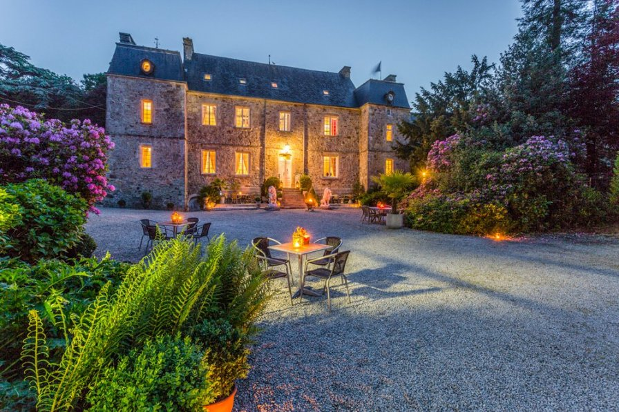Chateau in France, Tamerville