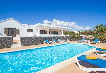 5 bedroom Villa for rent in Playa Blanca