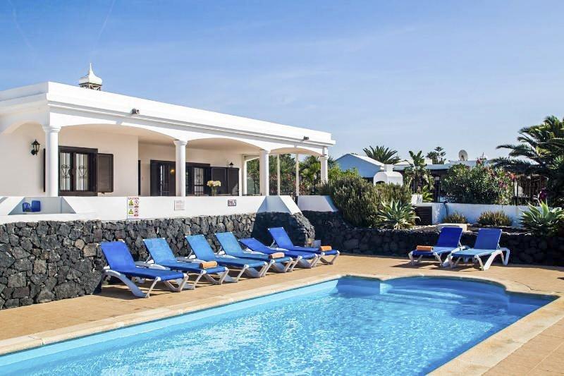 Owners abroad Villa Soleado