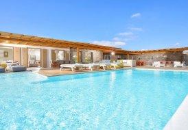Villa in Elia beach, Mykonos