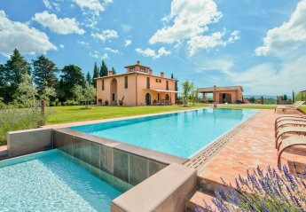 4 bedroom Villa for rent in Peccioli