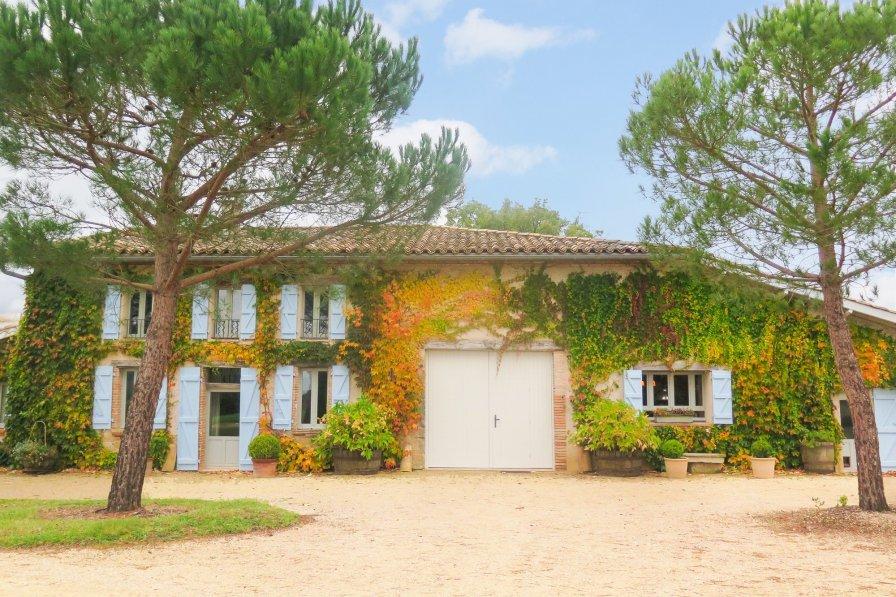 Villa in France, Montdurausse