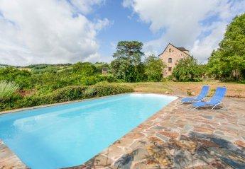 Villa in France, Auzits