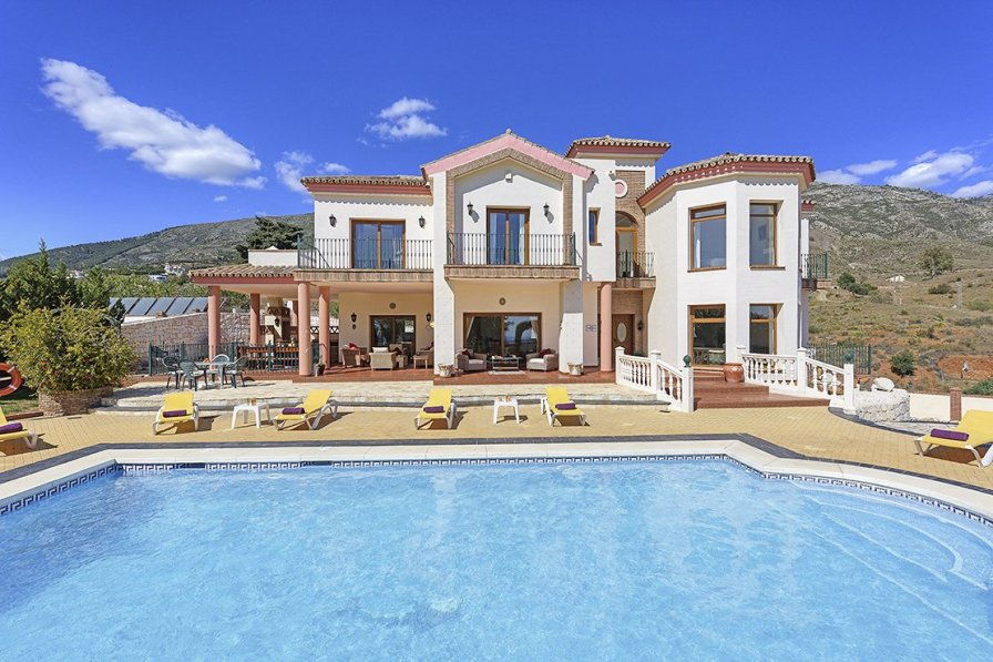 Villa in Spain, Mijas