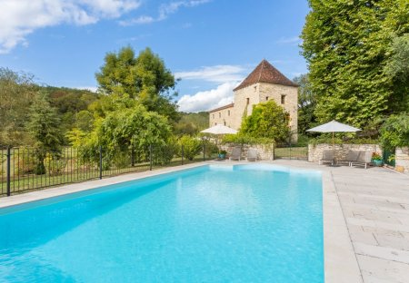 Villa in Saint-Denis-Catus, the South of France