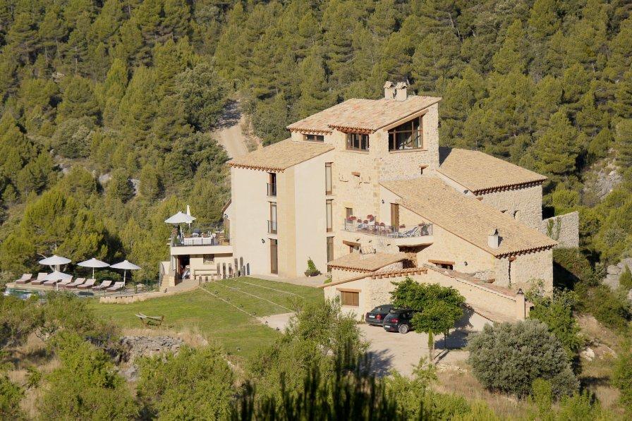 Villa in Spain, Fuentespalda