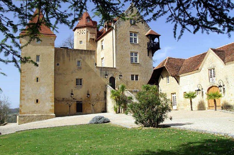 Chateau De Bearn
