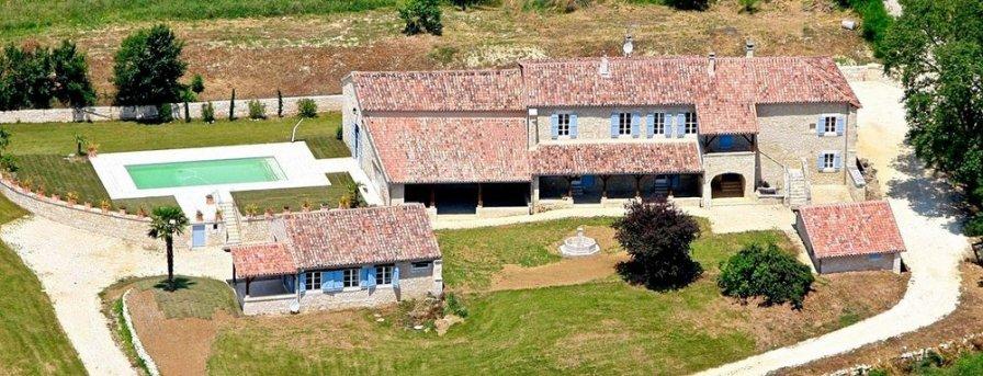 Villa in France, Béraut