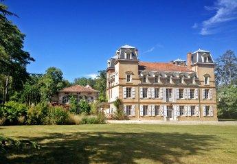 Chateau in France, Saint-Ybars