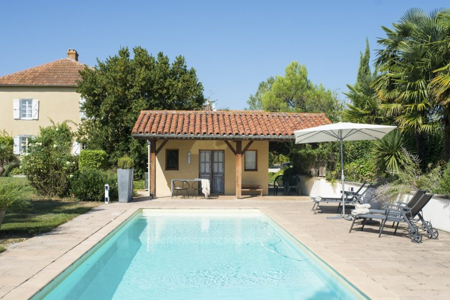 Villa in France, Lalanne-Trie