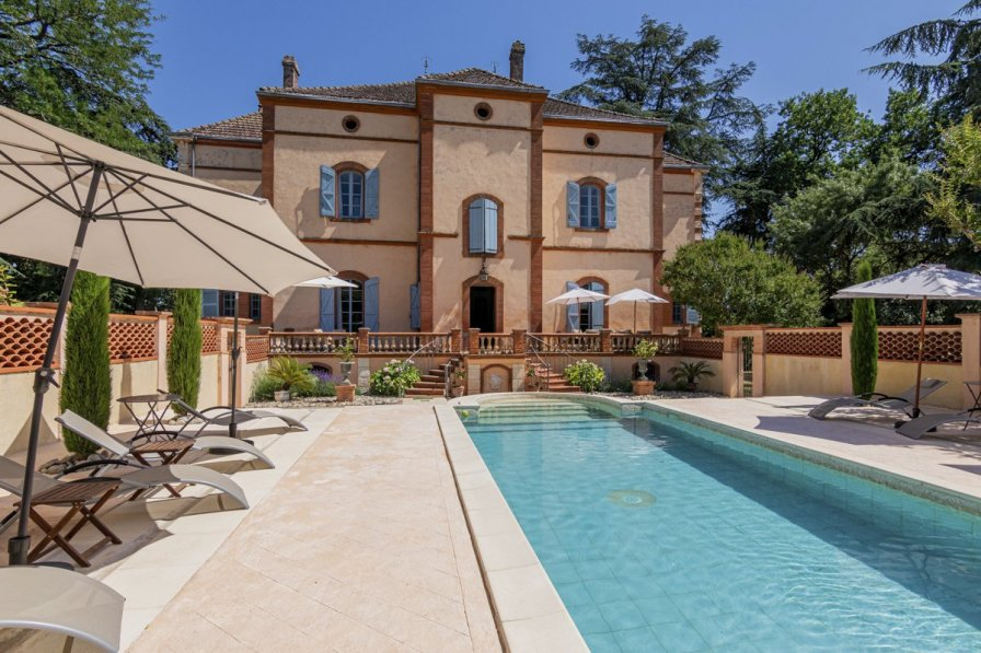 Chateau in France, Gaillac