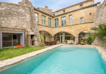 6 bedroom Chateau for rent in Carcassonne