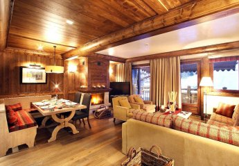 2 bedroom Chalet for rent in The Three Valleys