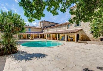 Villa in France, Sainte-Anastasie