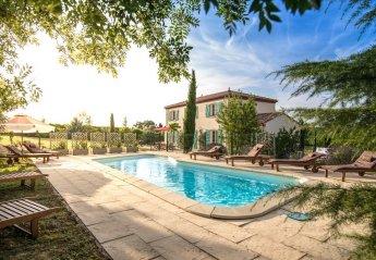 6 bedroom Villa for rent in Carcassonne