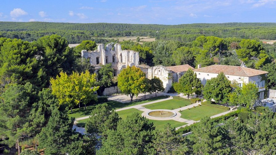 Chateau in France, Plateau Nord Puyricard