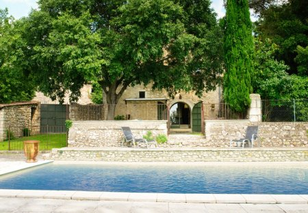 Villa in Navacelles, the South of France