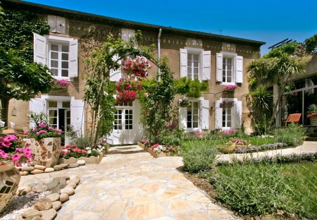 Villa in Olonzac, the South of France