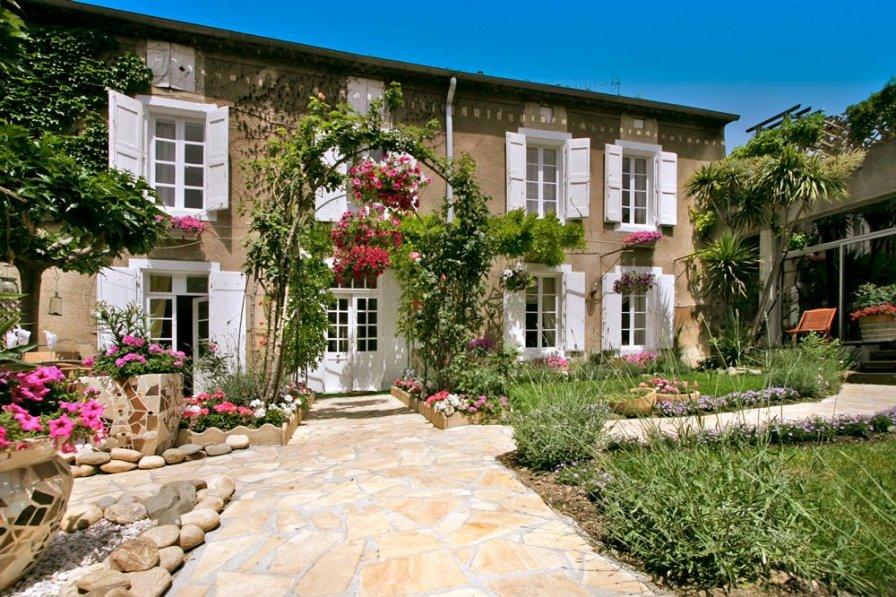 Villa in France, Olonzac