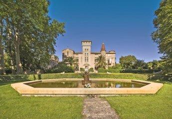 Chateau in France, Montagnac: Chateau St Martin de la Guarrigue by Ciel Rouge Creation Architectes
