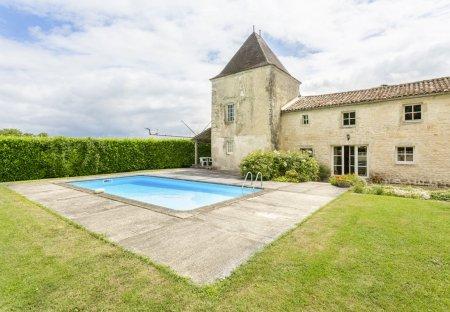 Villa in Belluire, France