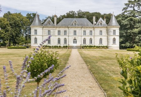 Chateau in Cernay, France