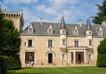 Chateau in France, Marthon