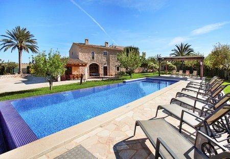 Villa in Calonge (Santanyí), Majorca