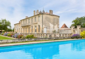 Chateau in France, Belluire