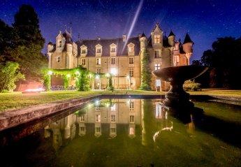 Chateau in France, Saint-Julien-l'Ars