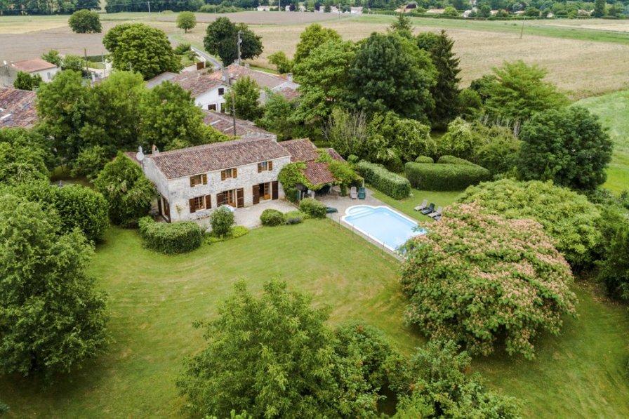 Villa in France, Rétaud
